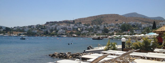 Türkbükü Sahili is one of Bodrum - List -.