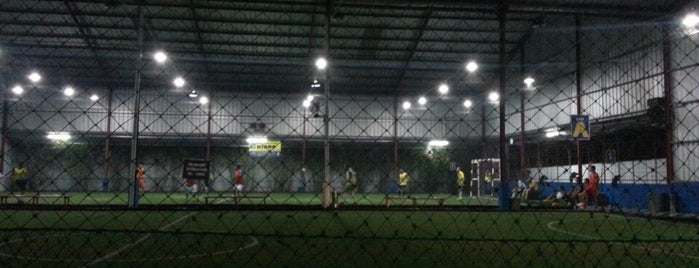 Central Futsal is one of sports.