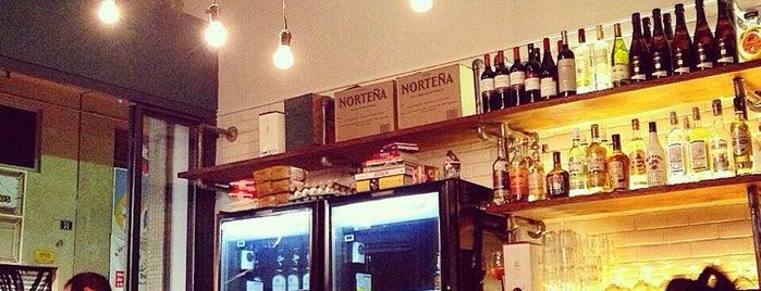 Negrita Bar is one of Comer, beber e viver Curitiba(continuação).