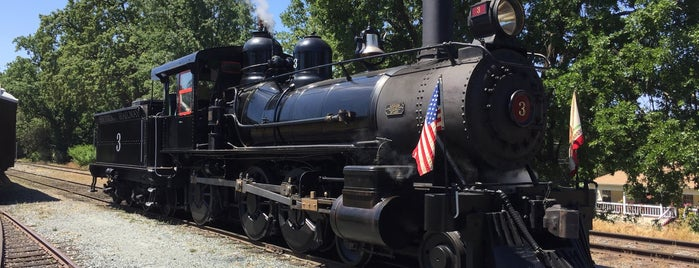 Northern California Railfans' List