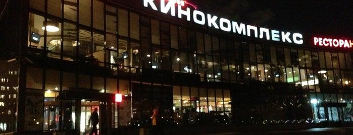 Новый Рубеж is one of Кинотеатры Петербурга.