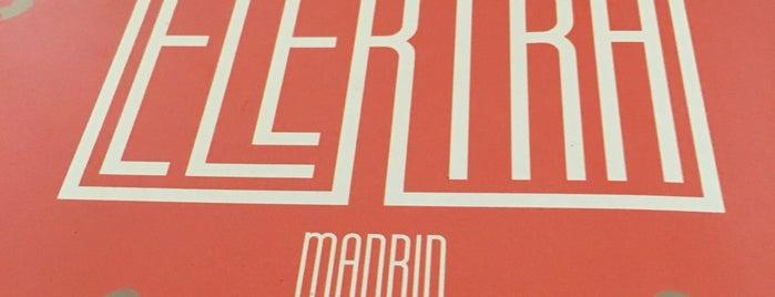 Elektra is one of Madrid.