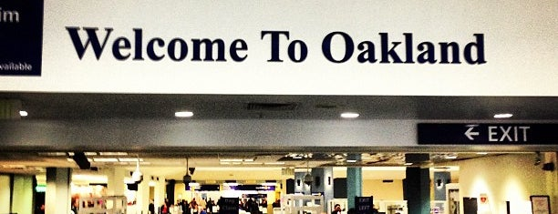 Oakland International Airport (OAK) is one of Airports~Part 1....