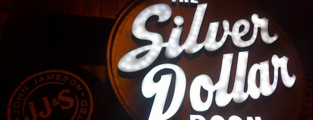 The Silver Dollar Room is one of Come For A Drink Stay For The Music.