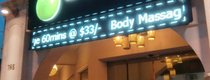 billig eskort body and soul thai massage