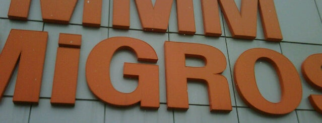 Migros is one of Top 10 dinner spots in Erzurum.