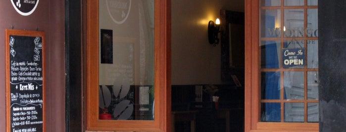 Moinho Arte & Café is one of Rio.