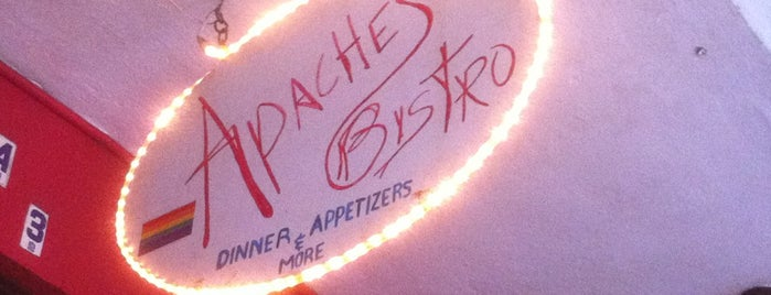 Apache Martini Bar & More is one of Puerto Vallarta.