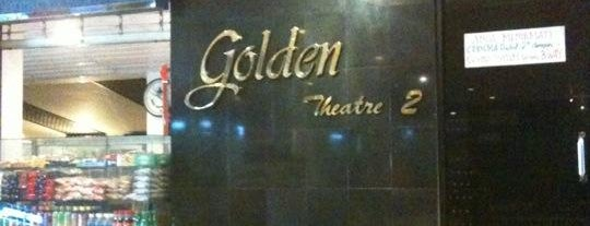 Golden Theater is one of Best places in Kediri, Indonesia.