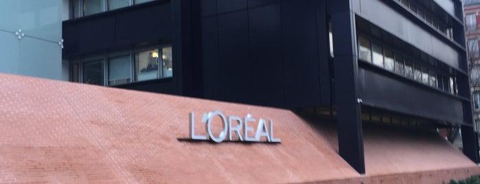 L'Oréal is one of Bureaux à Paris.