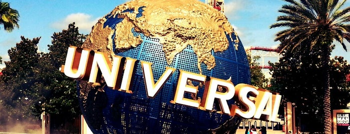 Universal Studios Florida is one of Orlando's must visit!.