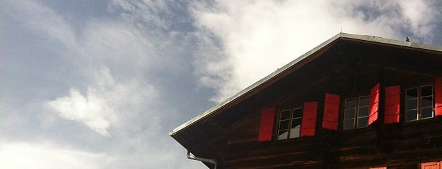 Restaurant Fluhalp is one of zermatt.