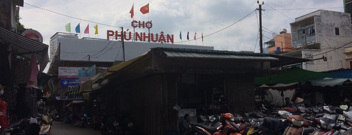 Phu Nhuan Market is one of Ho Chi Minh City.
