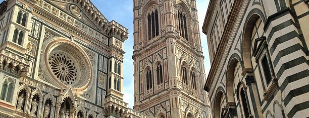 Cattedrale di Santa Maria del Fiore is one of Florence.