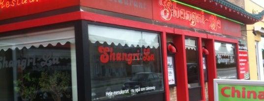 Restaurant Shangri-La is one of Take away i nærheden.
