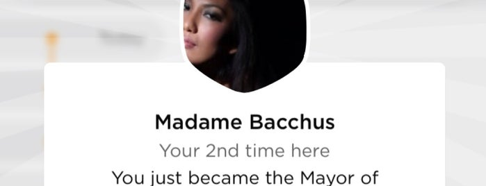 Madame Bacchus is one of Tapas / Petiscos.