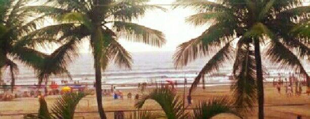 Praia da Aviação is one of Praias da Baixada Santista.