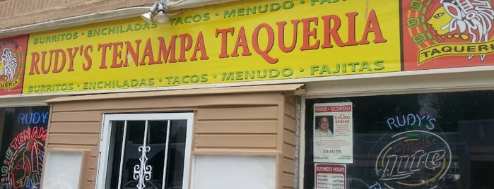 Rudy's Tenampa Taqueria is one of The 15 Best Places That Are Good for Groups in Kansas City.