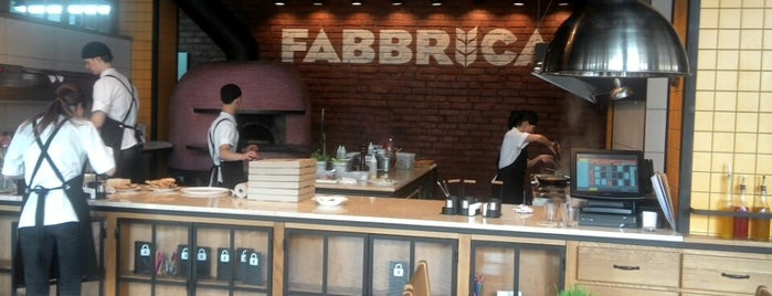 Fabbrica is one of PUB IF.