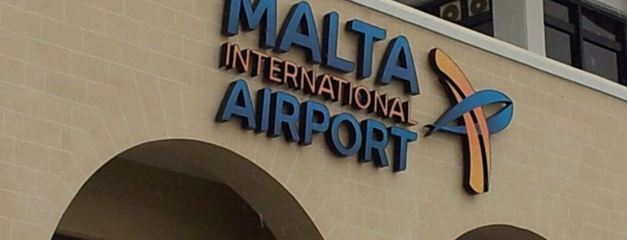 Malta International Airport (MLA) is one of Malta.