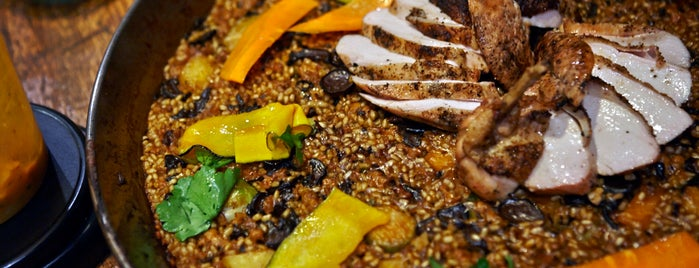 Tertulia is one of Wellesley Foodies in NYC.