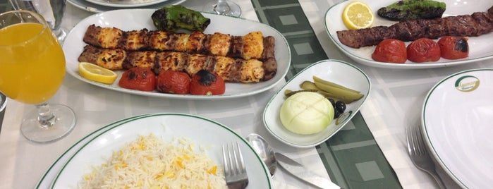 Asuman Restaurant is one of Istanbul - Europe.
