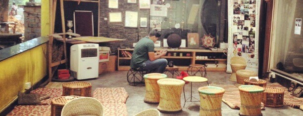 Chaipatty is one of Bangalore Cafes.