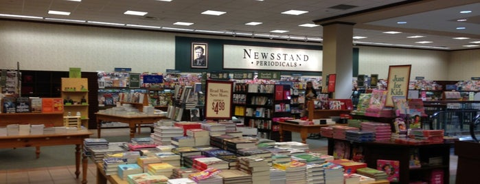 Barnes & Noble is one of Miami's must visit!.