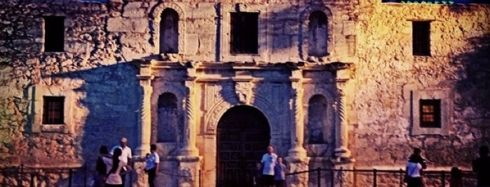 The Alamo is one of SA To Do List.