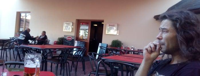 Restaurace Maxim is one of můj seznam míst.