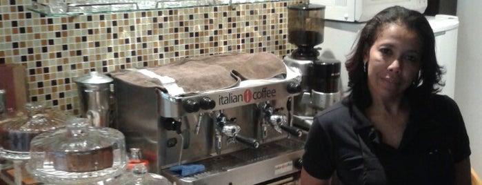 Café  Up is one of Melhores Confeitarias, Padarias, Cafés do RJ.