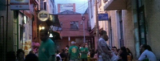 Travessa Ratclif is one of Floripa: happy hour places (:.
