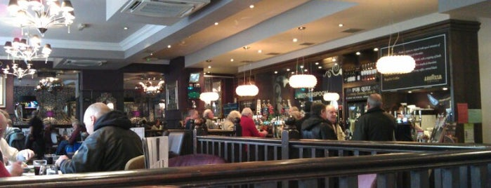 The Grapes (Wetherspoon) is one of JD Wetherspoons - Part 1.