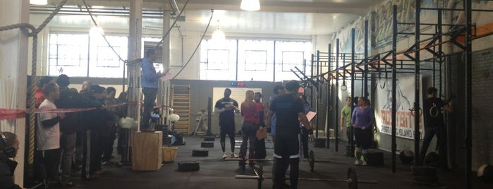 CrossFit LIC - Noskov Fitness is one of Crossfit.