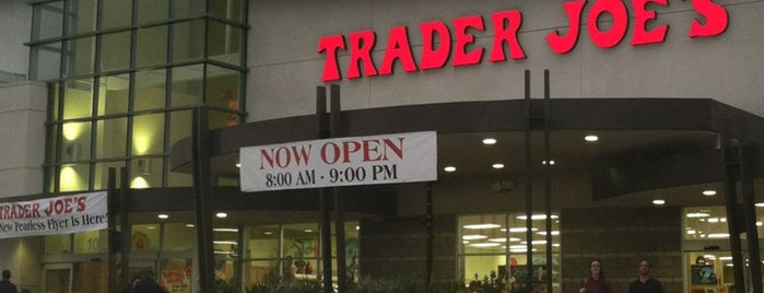 Trader Joe's is one of USA San Diego.
