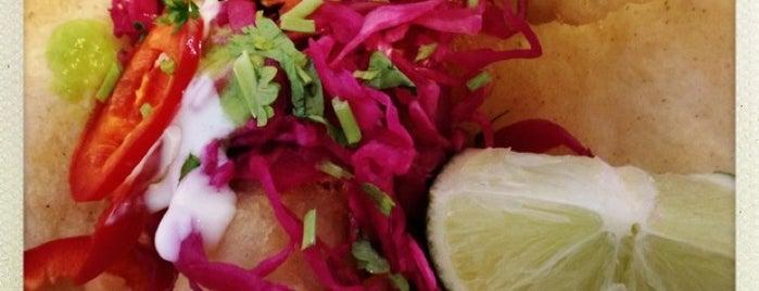 La Verdad is one of Boston's Best Mexican - 2013.