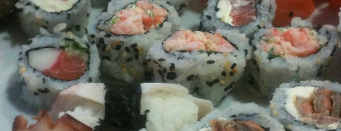 Djow Sushi is one of Japoneses • Florianópolis.