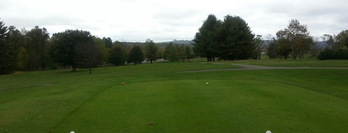 Virginia Tech Golf Course is one of Virginia Tech.