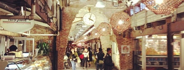 Chelsea Market is one of Coffee Places NYC.