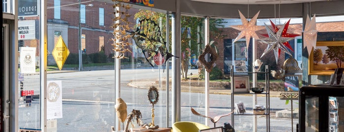 Art Lounge is one of Our Upstate SC: Spartanburg County.