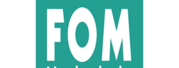 FOM Hochschule Düsseldorf is one of Studium.