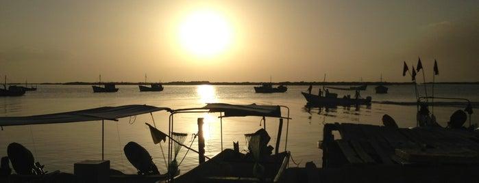 Río Lagartos is one of Mexico // Cancun.