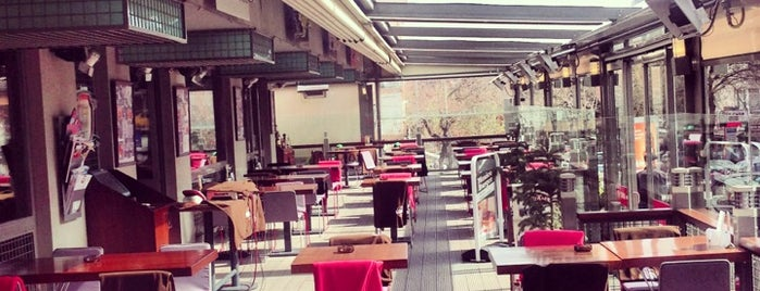 Seven Sports Pub is one of Gidilesi, gittiğinde sevilesi Ankara mekanları.
