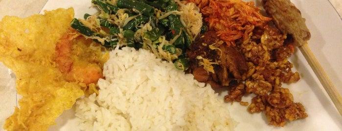 "Rumah Makan Kedaton is one of Bali ""Jaan"" Culinary."