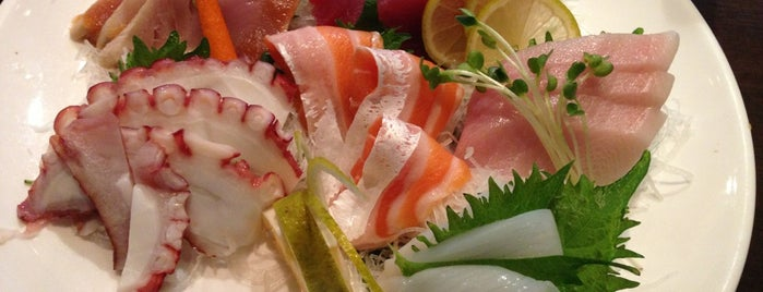 Okura Robata Sushi Bar and Grill is one of Palm Springs Favs.