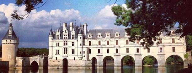 Château de Chenonceau is one of Château de la Loire.