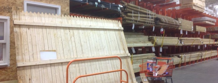 The Home Depot is one of Guide to Providence's best spots.