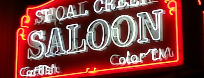 Shoal Creek Saloon is one of Austin.