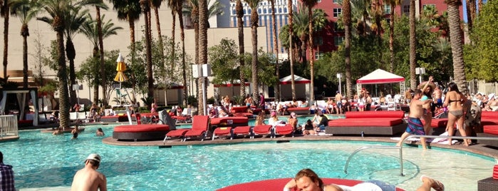 Flamingo GO Pool is one of Fabulous Flamingo Fun: Your Guide to Vegas Cool.