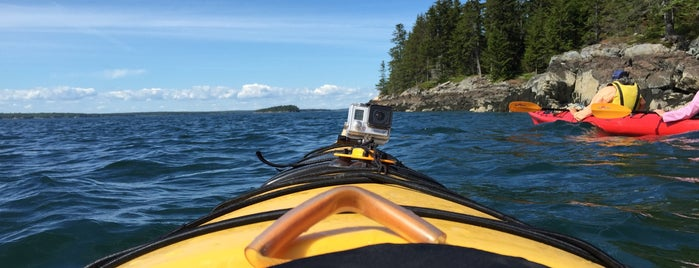 National Park Sea Kayak Tours is one of Maine!.